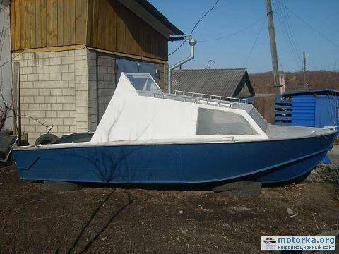 рубка для лодки фото