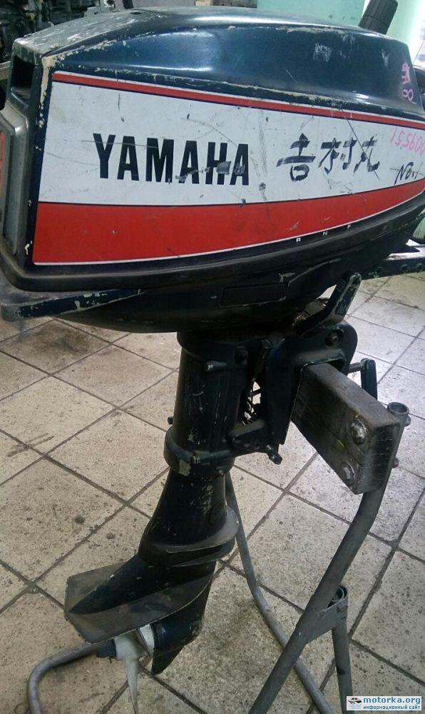 лодочные моторы ямаха определить год выпуска