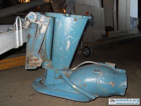 водометная насадка на лодочный мотор своими руками