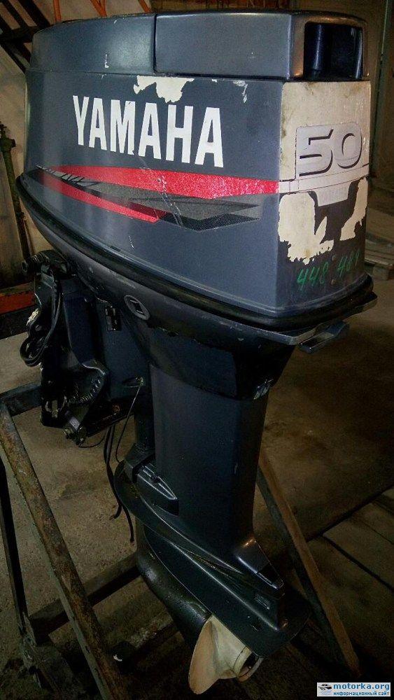 подвесной лодочный мотор yamaha f60cetl