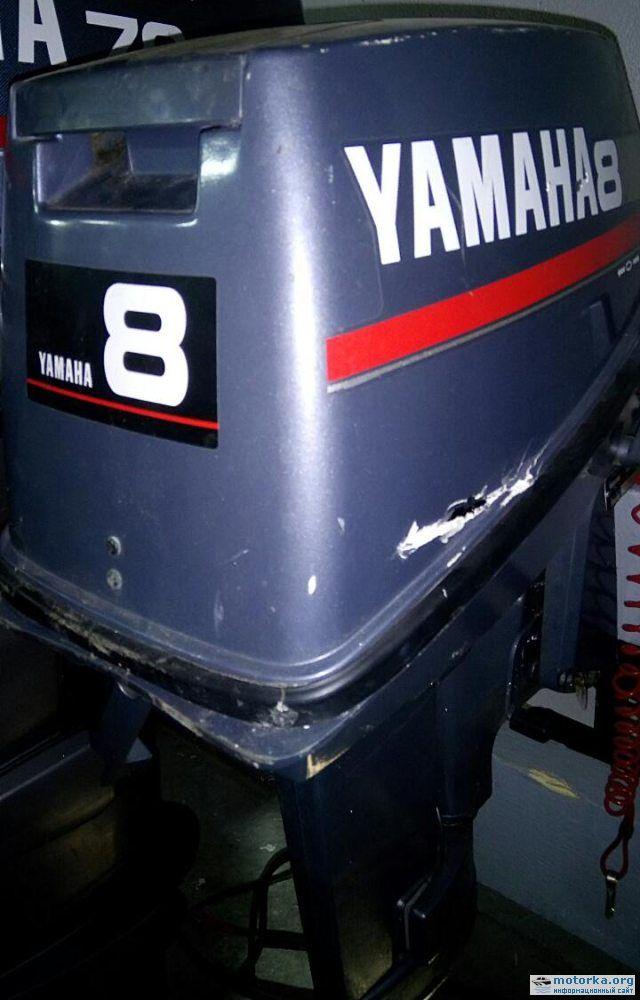 лодочные моторы ямаха владивосток цены