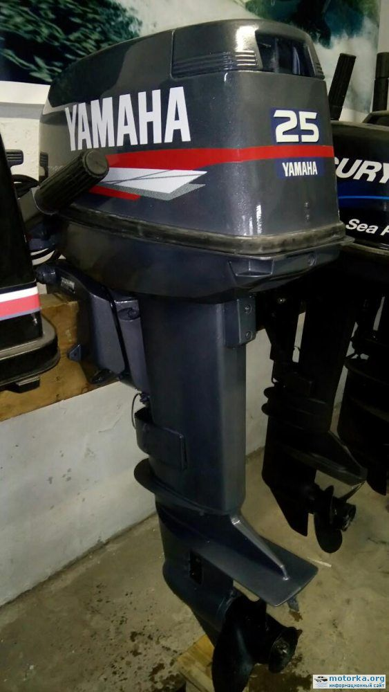 лодочный мотор ямаха 115 в ремонте