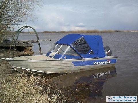 куплю мотор на лодку салют 480