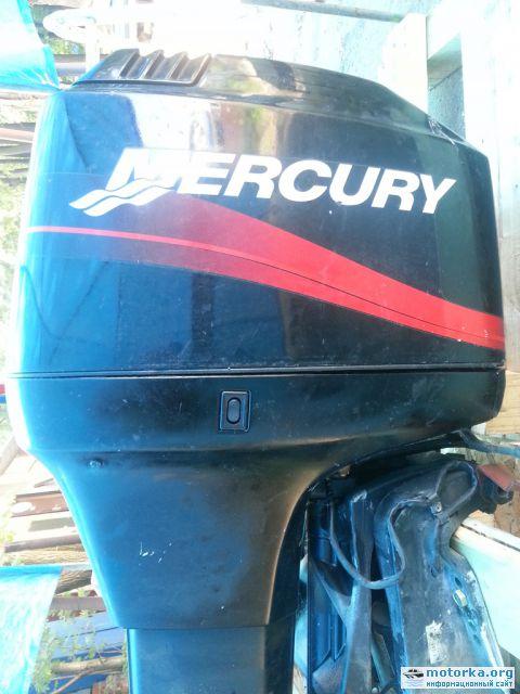 запчасти на лодочный двигатель меркурий