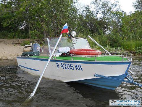 лодки прогресс 4 транец