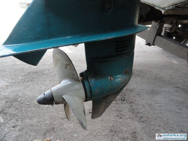 лодочные моторы отечественного производства вихрь-30 и нептун-23