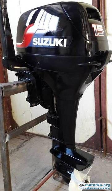 suzuki 4-х тактный лодочный мотор инструкция