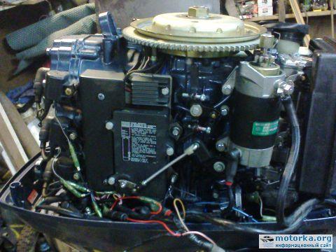 лодочный мотор ямаха фетол 60