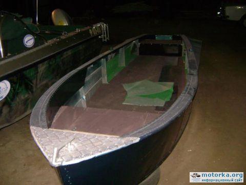 переделанные лодки казанка 5