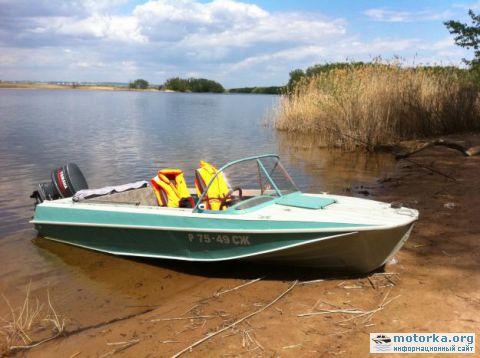 лодка крым плм ямаха 40хвс