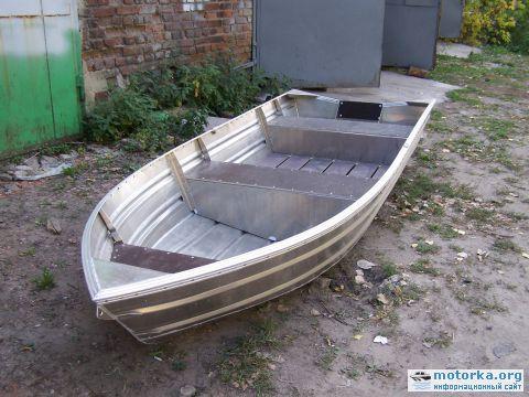 куплю продам алюминиевую лодку
