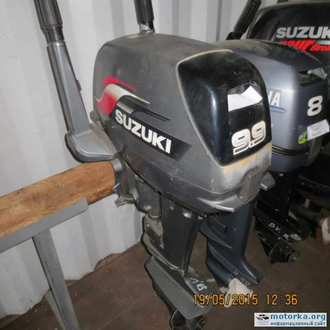 лодочные моторы suzuki бу цена нога s