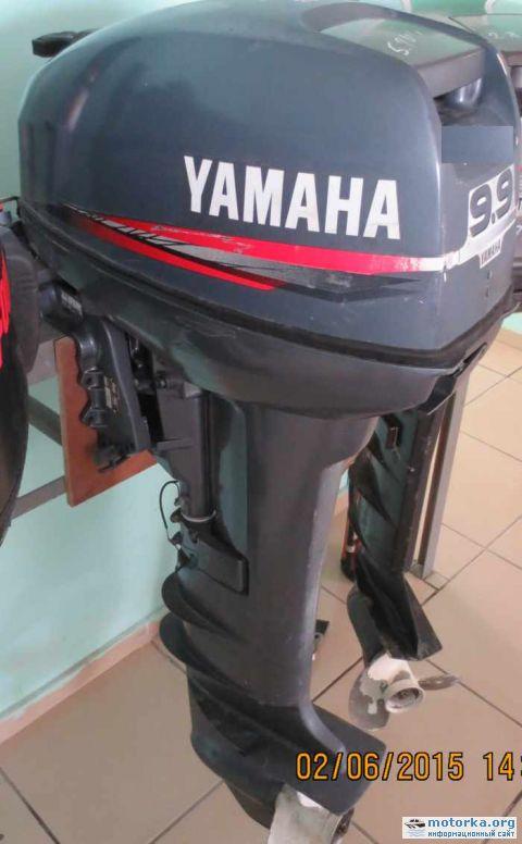 у меня лодочный мотор yamaha 6