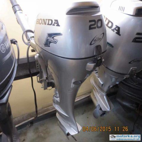 лодочный мотор бу в питере на авито