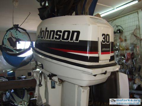 johnson лодочный мотор официальный сайт