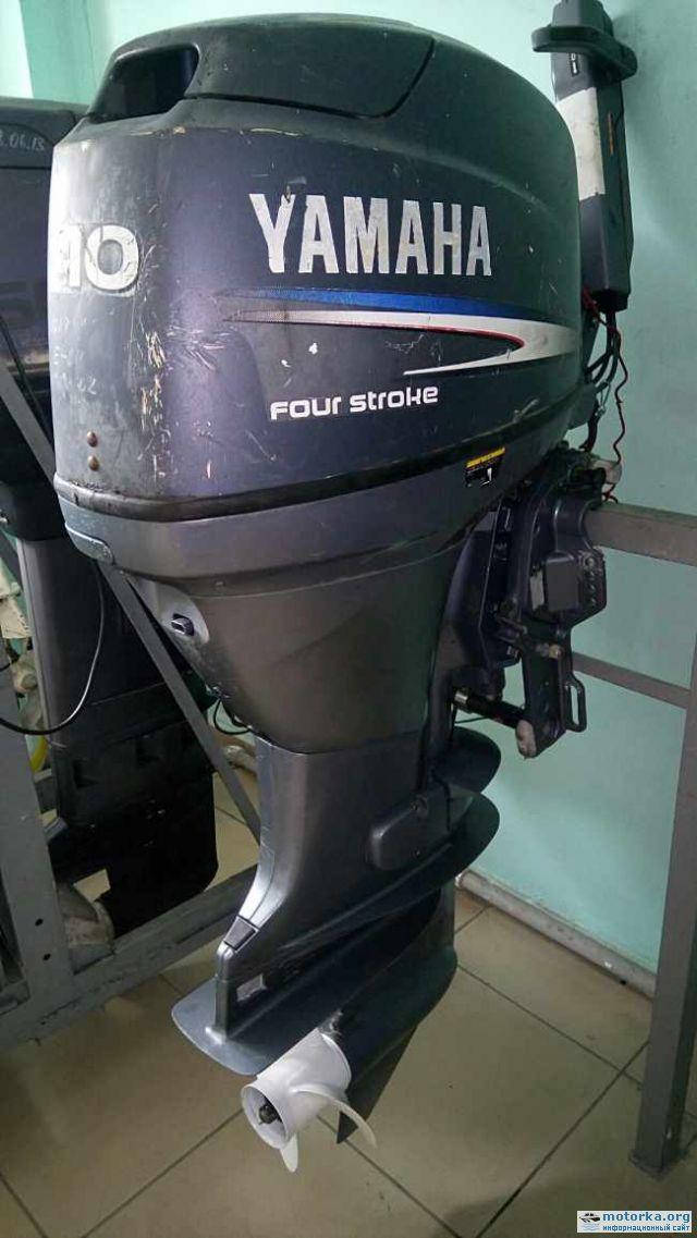 лодочные моторы ямаха дистрибьютор