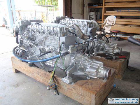 двигатели дизельные для лодок