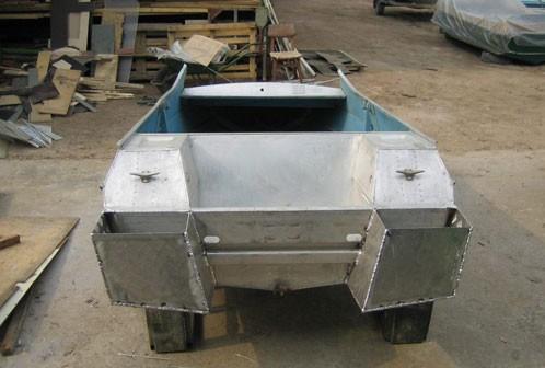 Реставрация и модернизация моторной лодки Неман-2