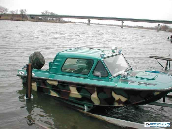 ттд лодки моторной
