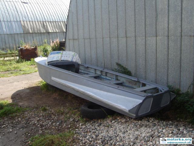купить дюралевую лодку бу в брянске