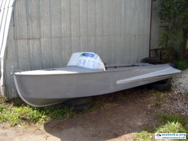 купить лодку казанка старую
