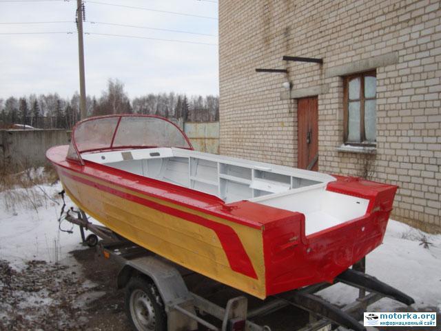 все о лодке южанка 2