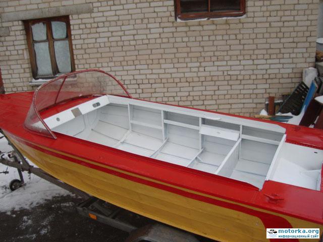 реставрация лодок южанка