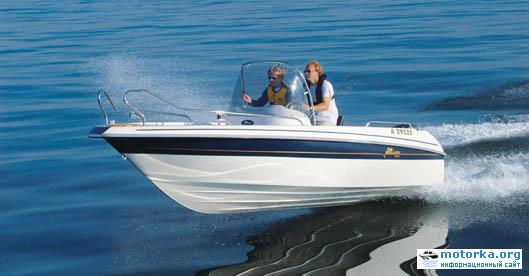 Yamarin 62 Center Console