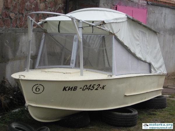 мореходность лодки прогресс