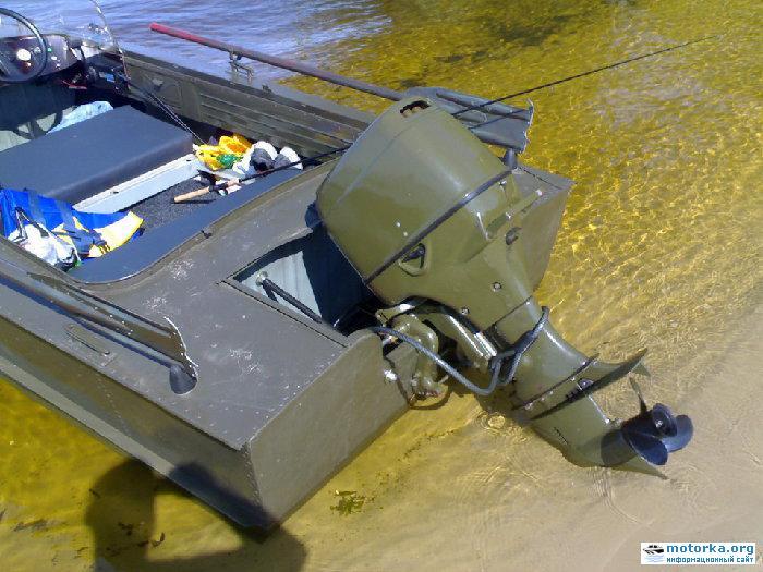 мощные лодочные моторы своими руками
