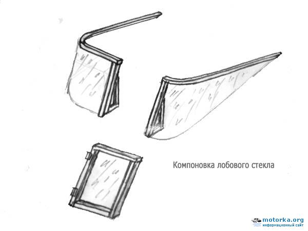 окно с калиткой на прогрессе-4