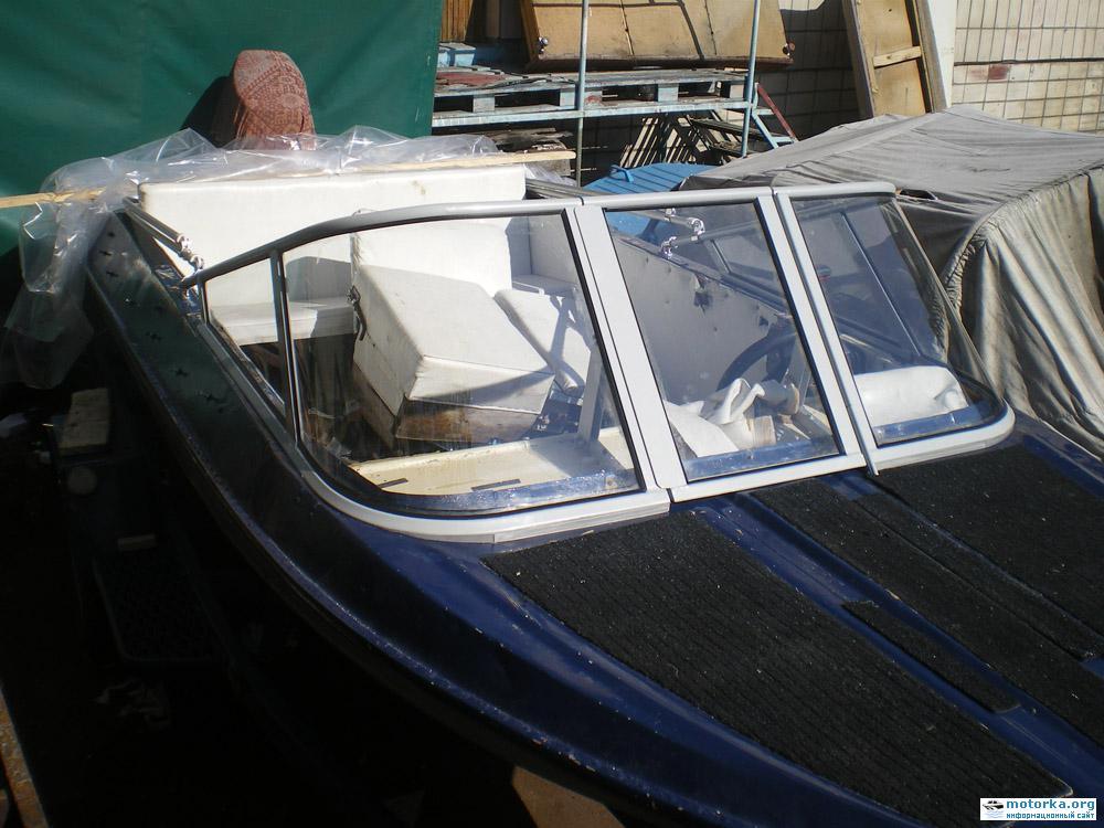 тюнинг стекла для лодки Крым