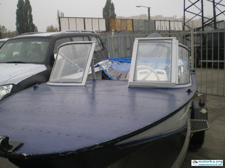 ветровое стекло на лодку саратов