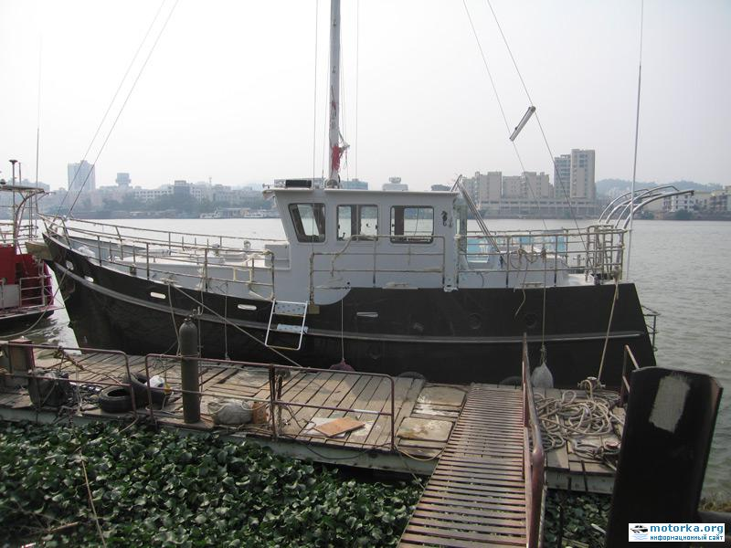 Globe Trawler 41