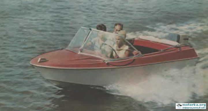 лодка Ладога-1