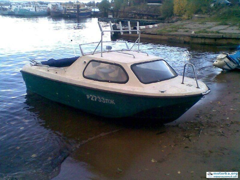 лодка Ладога-2
