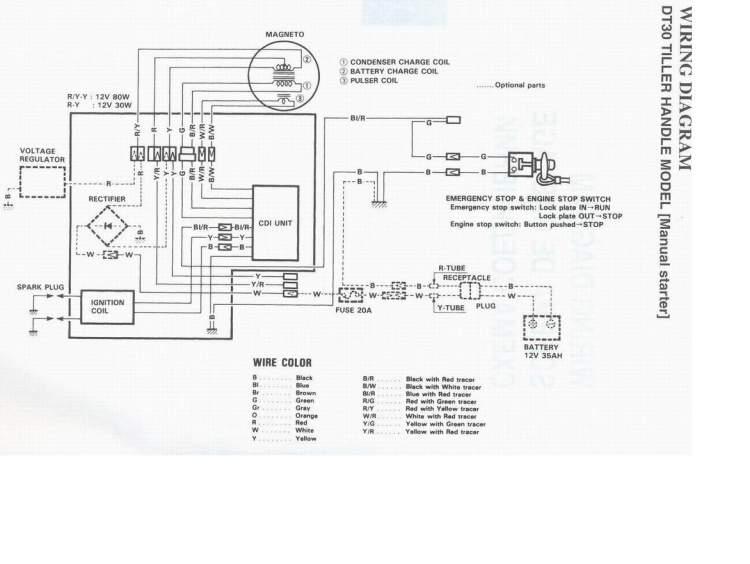 Питания схемы моторы лодочные моторы