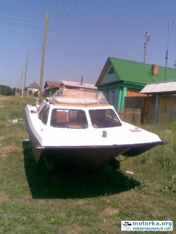 Катер С-54
