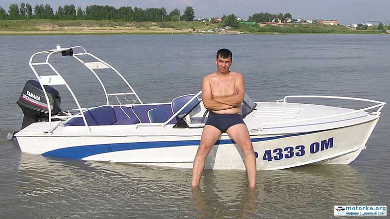 как правильно покрасить лодку казанку