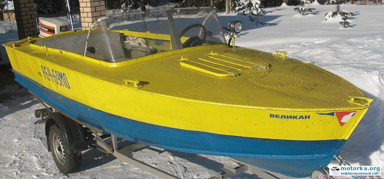 когда выпускались лодки прогресс