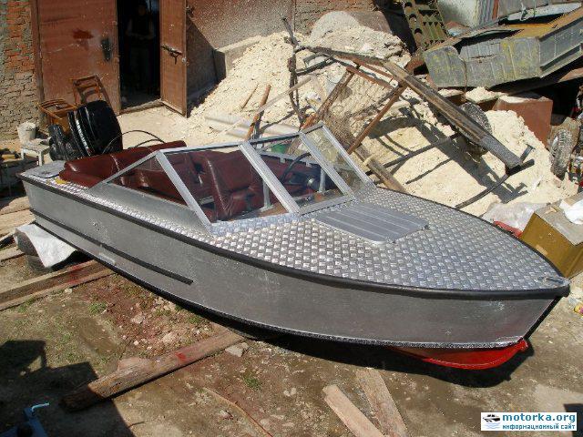 Стекла для лодки своими руками