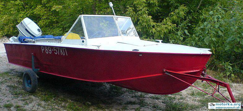 параметры лодки прогресса