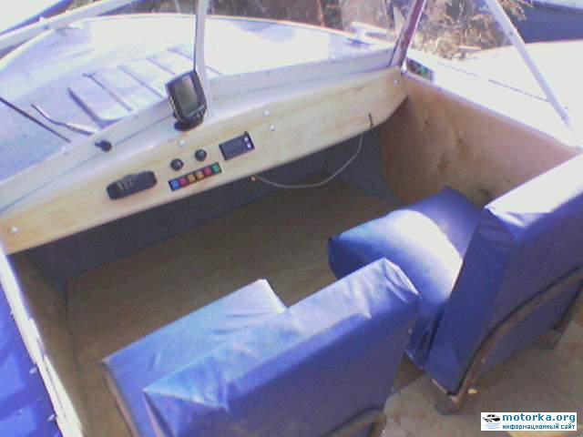 лодка прогресс лаком