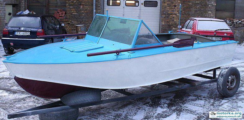 лодка прогресс-4 технические характеристики