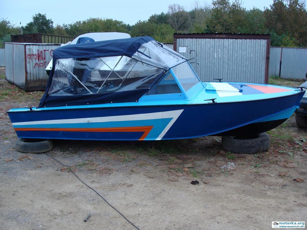 лодка пргресс