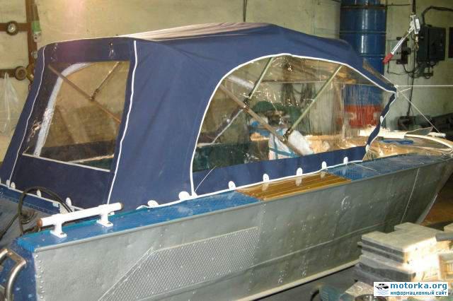 лодка прогресс реставрация