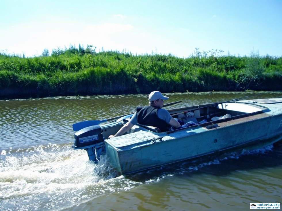 завод лодочных моторов ветерок