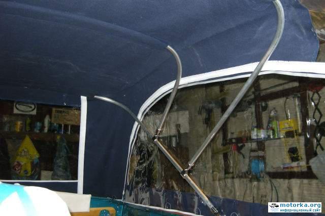 Тюнинг лодок пвх своими руками