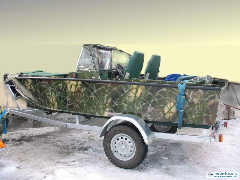 защитная раскраска лодок