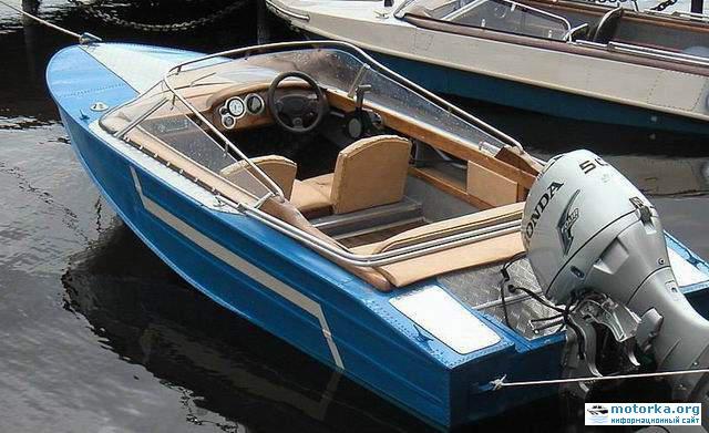 Катера и моторные лодки своими руками 56